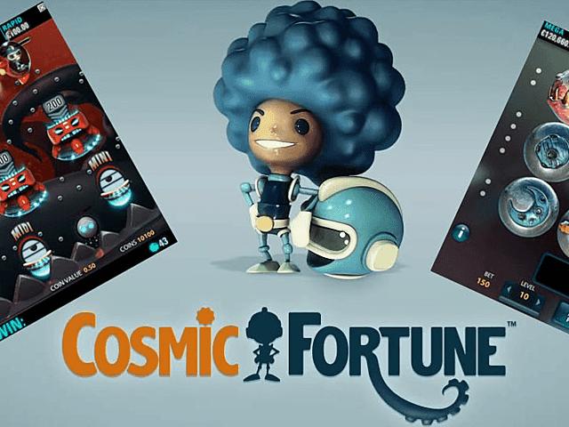 игровой автомат Cosmic Fortune
