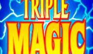 В Вулкан Вегас игровые автоматы Тройная Магия